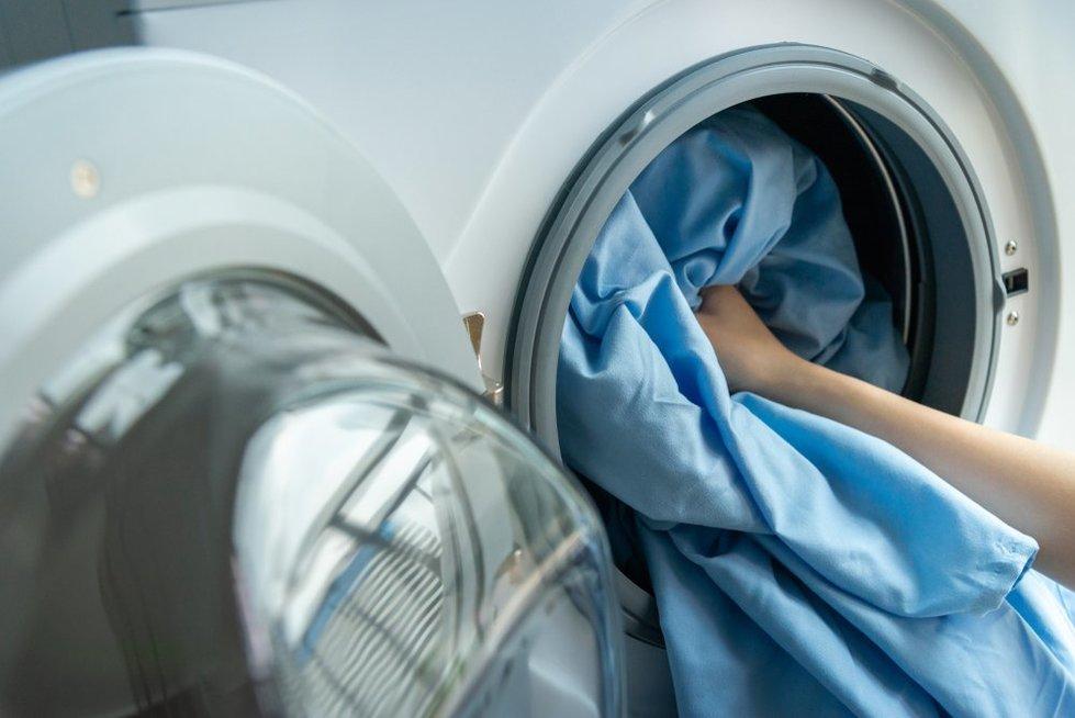 Patalynės skalbimas