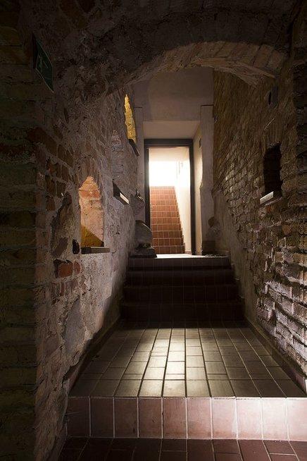 Kėdainių tuneliai (nuotr. Kėdainių turizmo ir informacijos centras)