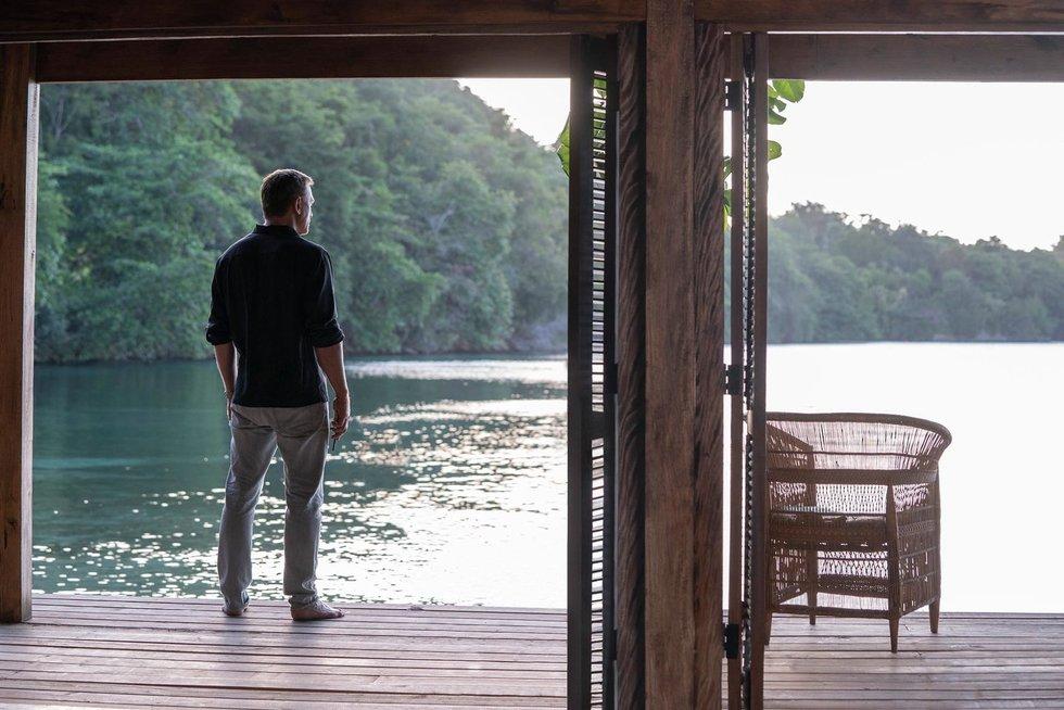 Daniel Craig atskleidė, kodėl grįžo į savo paskutinį Džeimso Bondo filmą