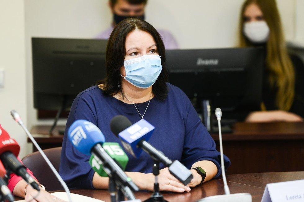 VRK apie 2020 metų Seimo rinkimus, Loreta Ašoklienė