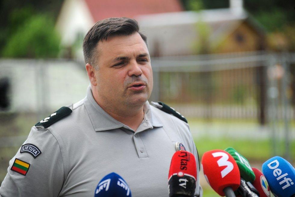 Aleksandras Kislovas (Fotodiena/ Viltė Domkutė)