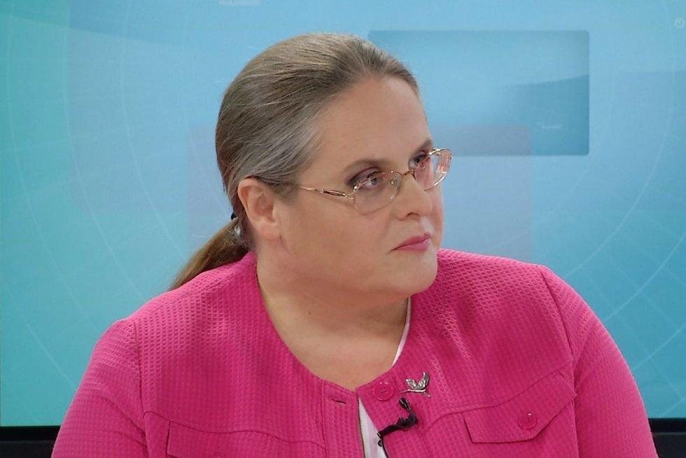Agnė Širinskienė (nuotr. stopkadras)