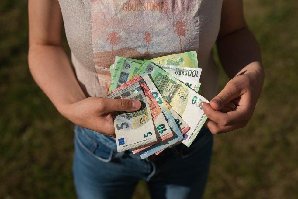 Sprendžia, kokie mokesčiai gali keistis dar šiemet (nuotr. Fotodiena/Justino Auškelio)
