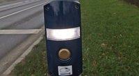 """Išmanieji mygtukai Klaipėdoje (nuotrauka UAB """"Gatvių apšvietimas"""") (nuotr. tv3.lt)"""