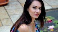 Išsėtine skleroze serganti Laura Sidaraitė-Michailovė (nuotr. asm. archyvo)
