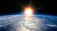 Kosmosas (nuotr. 123rf.com)
