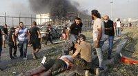 Didžiulė nelaimė Beirute (nuotr. SCANPIX)
