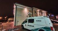 Bėglys sulaikytas prekybos centre (nuotr. Broniaus Jablonsko)