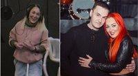 Džordana Butkutė su vyru Elegijumi (tv3.lt fotomontažas)