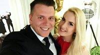 Kristina Ivanova ir Aleksandras Brokas (nuotr. asm. archyvo)