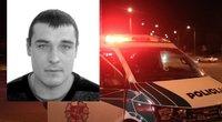 Vilniaus pareigūnai ieško laisvėje besislalpstančio žudiko: prašo visų pagalbos