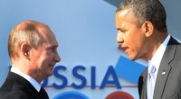 V. Putinas – sunkiai izoliuojamas priešininkas (nuotr. SCANPIX)
