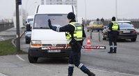 Policija Prancūzija (nuotr. Scanpix)