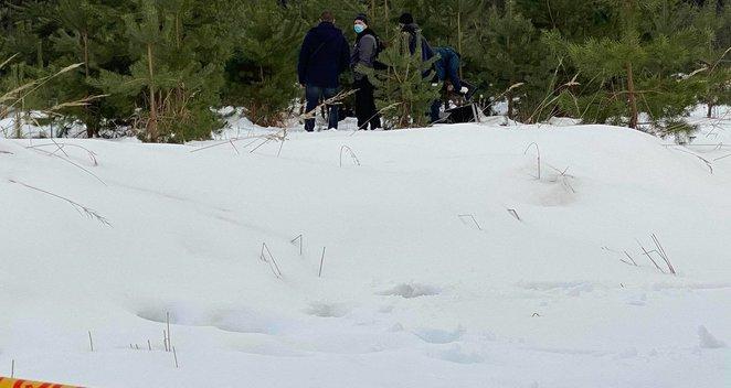 Utenoje rastas vyro kūnas, aiškinamasi ar tai be žinios dingęs A. Remeikis