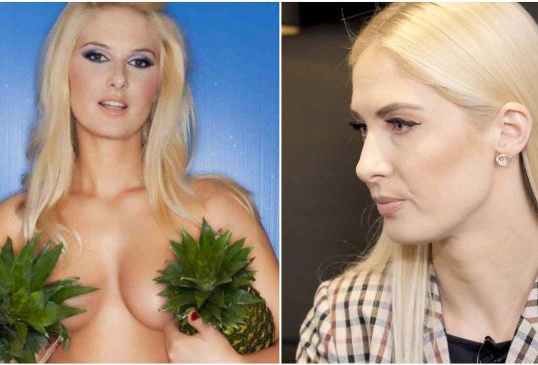 """Kristina Ivanova apie skandalingą """"Playboy"""" fotosesiją:  """"Tuo metu toks buvo protelis"""" (nuotr. Playboy)"""