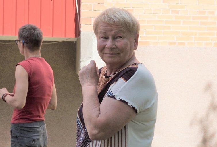 Psichologė Vidutė Ališauskaitė. Aurelijos Babinskienės nuotr.