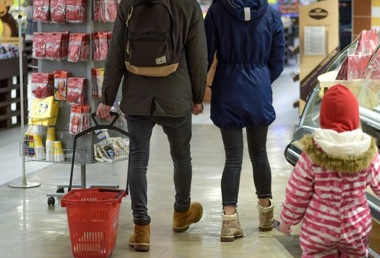 Asociatyvi parduotuvės nuotrauka (nuotr. Fotodiena.lt)