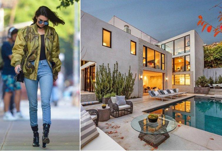 Kendall Jenner namai (nuotr. Vida Press)