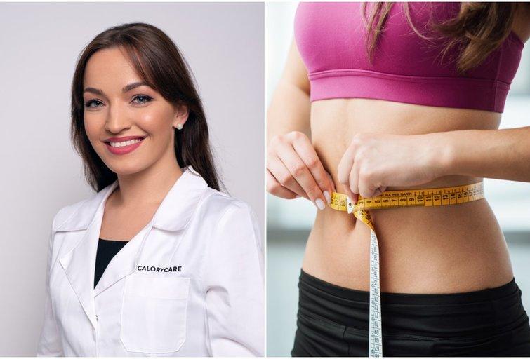 Kam ryžtamės, kad numestume svorio: žmonių pasakojimai šokiravo dietologę (tv3.lt fotomontažas)