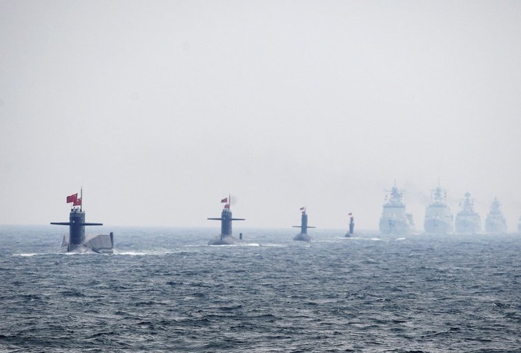 JAV perspėja: Rusijos ir Kinijos karinis aktyvumas vandenynuose – rekordinis (nuotr. SCANPIX)
