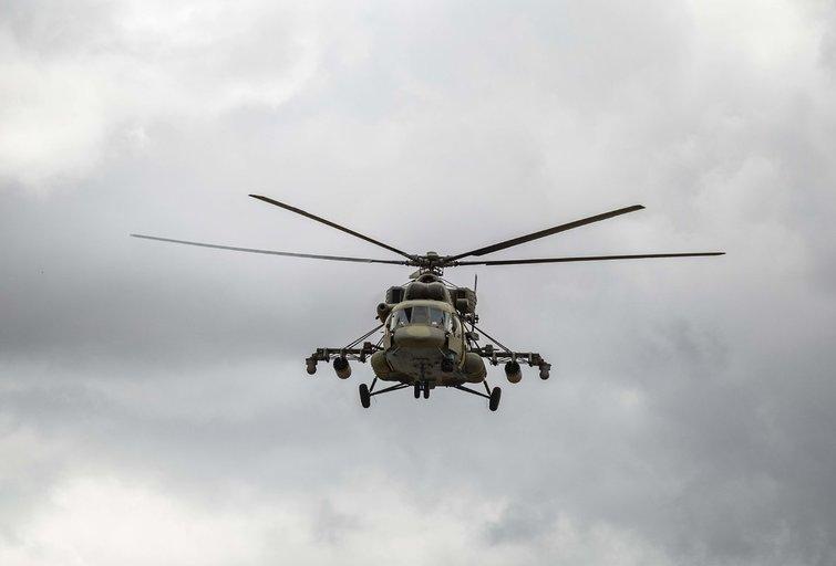 Karinis sraigtasparnis (nuotr. Scanpix)