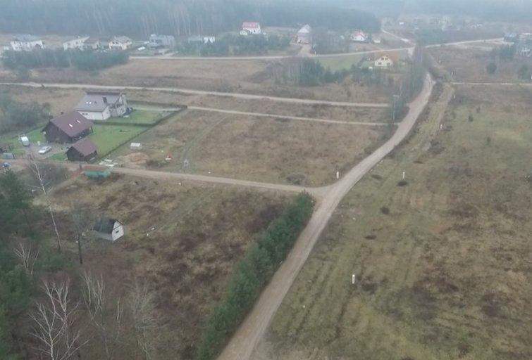 D. Grybauskaitė įsigijo žemės sklypą Vilniaus pakraštyje (nuotr. TV3)