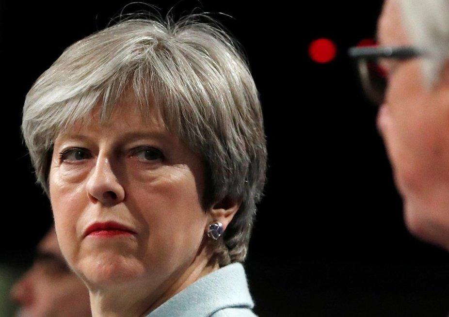 """""""Brexit"""" derybos pajudėjo: ko tikėtis ateityje? (nuotr. SCANPIX)"""