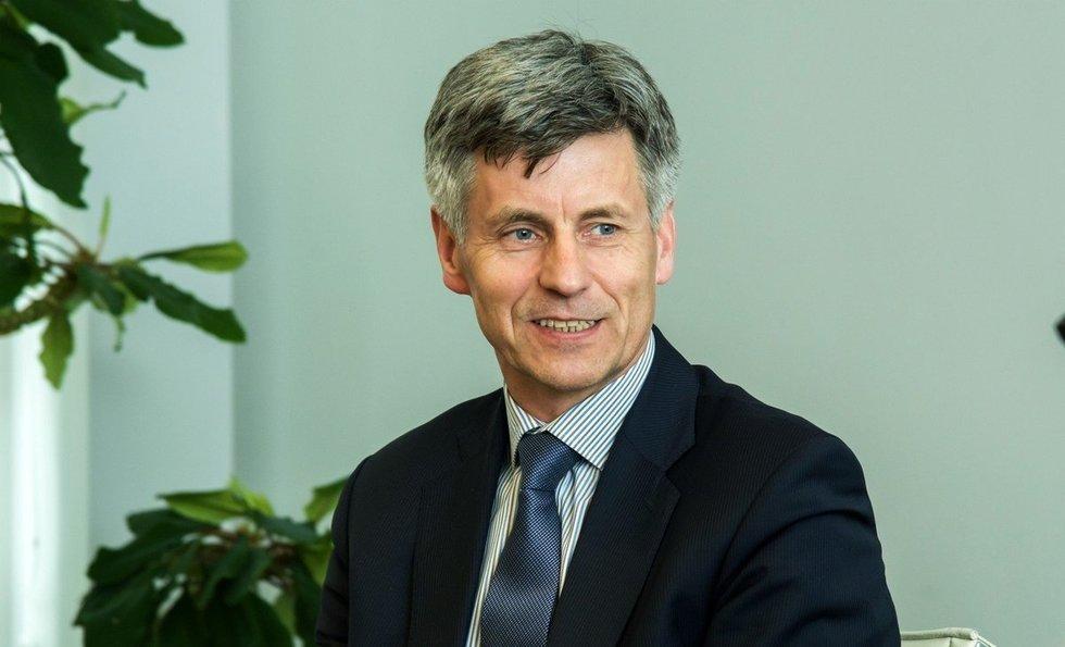 LSA prezidentas Dalius Gedvilas