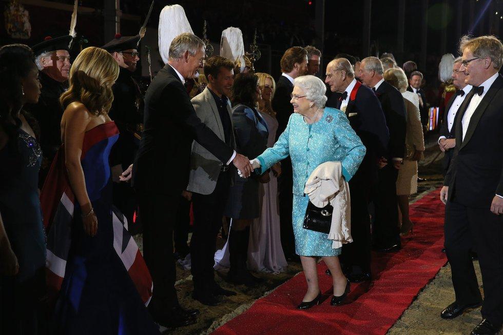 Elizabeth II  (nuotr. Vida Press)