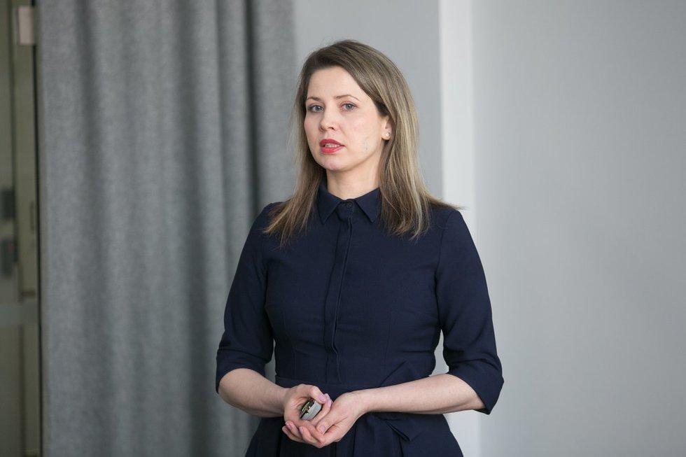 Inovatyvios dermatologijos centro gydytoja-dermatovenerologė Inga Kisielienė