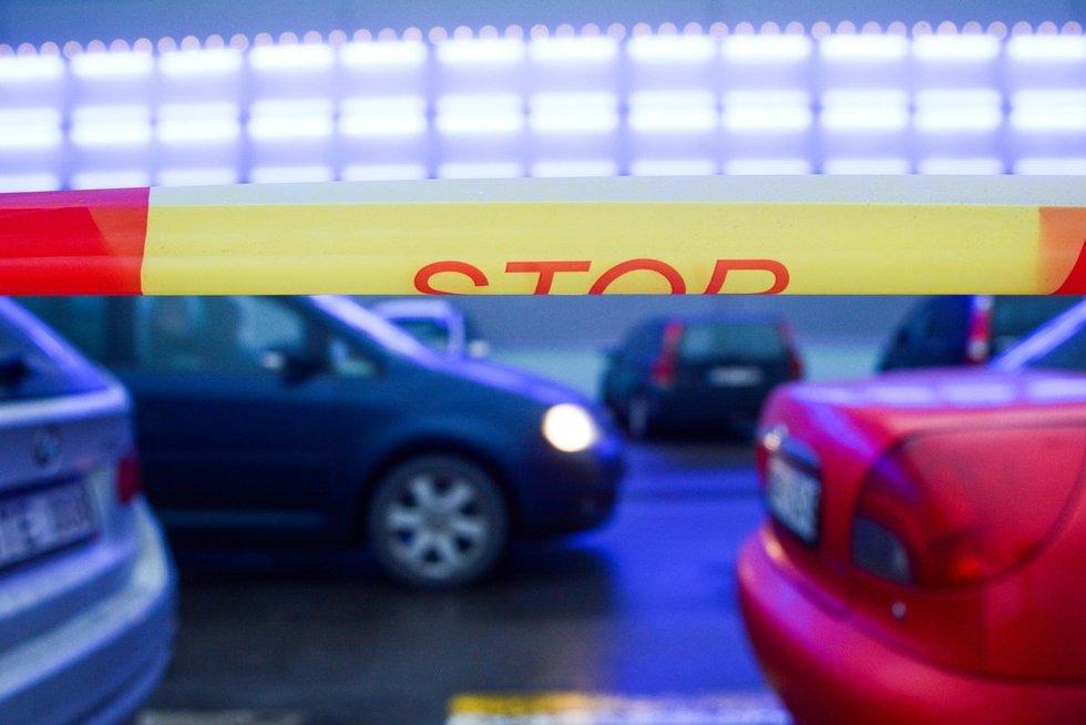 Transportas (nuotr. Fotodiena/Justino Auškelio)