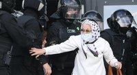 Baltarusijoje vykę neramumai (nuotr. SCANPIX)