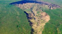 Krateris Sibire, youtube medž.