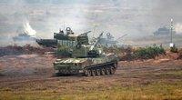 """Bild"" tyrimas: ""Zapad 2017"" buvo rusų totalinio karo su NATO bandymas (nuotr. SCANPIX)"