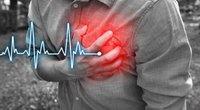 Širdies ligos pasiglemžia vis jaunesnius (nuotr. 123rf.com)
