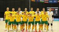 Paaiškėjo galutinė Lietuvos rinktinės sudėtis pasaulio salės futbolo čempionatui (nuotr. LFF.lt)