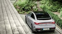 """Mercedes-Benz"" e-mobilumo vizija (nuotr. Organizatorių)"