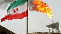 Kinijos naftos perdirbimo įmonės perka ir Irano naftą (nuotr. SCANPIX)