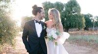 Karolinos ir Marco vestuvės (nuotr. Linda Nari Photography)