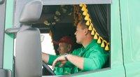 Lietuvoje trūksta vilkikų vairuotojų (Tomas Urbelionis/Fotobankas)