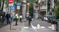 Pristatė KET pokyčius: ministras tikisi, kad eismas bus aiškesnis ir saugesnis (nuotr. Vilniaus miesto savivaldybės)
