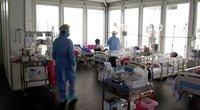 Korupcijos skandalas ligoninėje: už intensyvios terapijos lovą ėmė 21 tūkst. dolerių kyšį (nuotr. stop kadras)