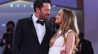 Jennifer Lopez ir Benas Affleckas  (nuotr. Vida Press)