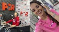 """""""Power Hit Radio"""" vedėja Elena džiaugiasi rezultatais: dėl breketų niekada nesigailėjau"""