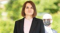 Sviatlana Cichanouskaja (Greta Skaraitienė/Fotobankas)