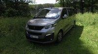 "Autopilotas. ""Peugeot e-Traveller"" apžvalga  (nuotr. stop kadras)"