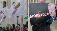 Protestas (tv3.lt fotomontažas)