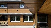 Penkių žvaigždučių būstas. Norintiems atnaujinti namo fasadą – mažai priežiūros reikalaujantis sprendimas (nuotr. stop kadras)