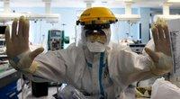 Koronavirusas gniaužia Europą: Prancūzijoje imtasi dar neregėto nurodymo dėl kaukių (nuotr. SCANPIX)
