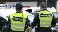 """Policininką internete pavadino """"velniu"""" – atskriejo šimtinė bauda: toks atvejis ne pirmas (nuotr. stop kadras)"""